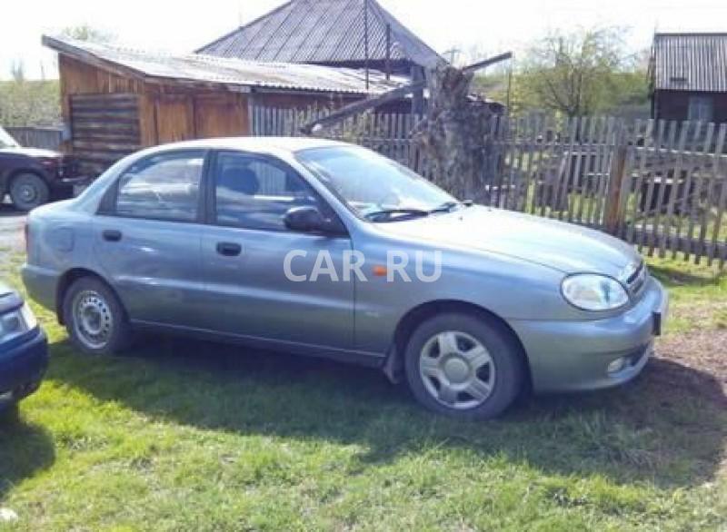 Chevrolet Lanos, Бачатский
