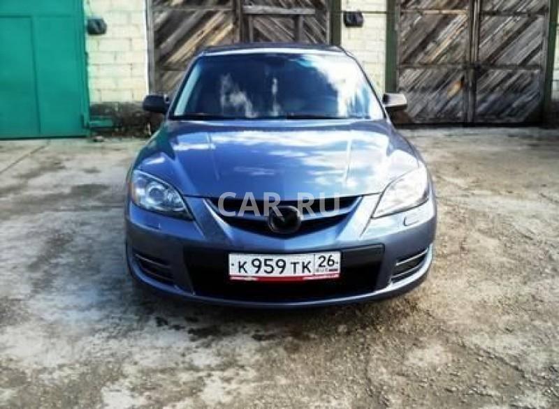 Mazda 3, Белогорск