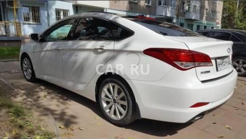 Hyundai i40, Барнаул
