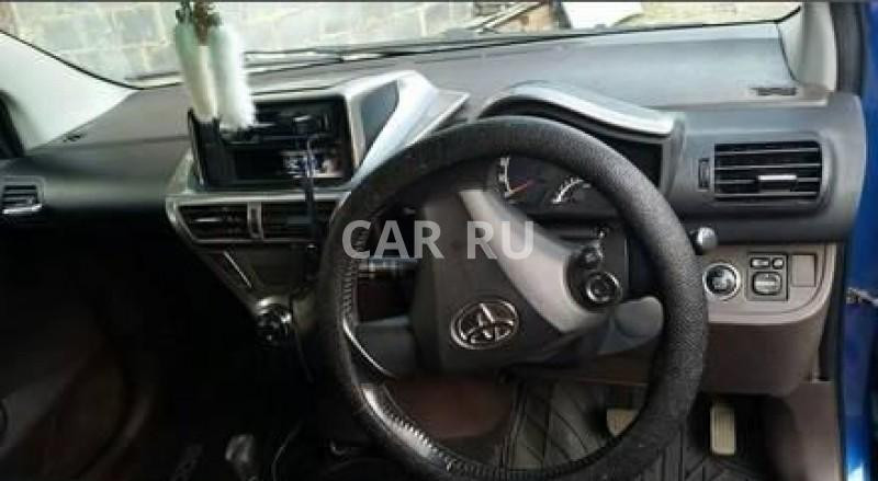 Toyota iQ, Алдан
