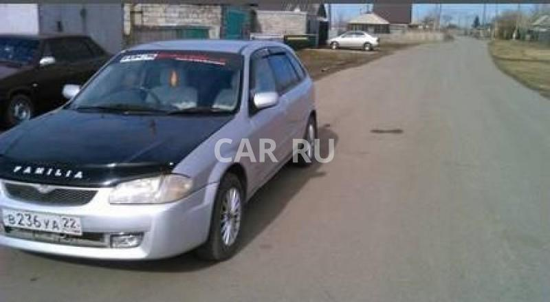 Mazda Familia S-Wagon, Алейск