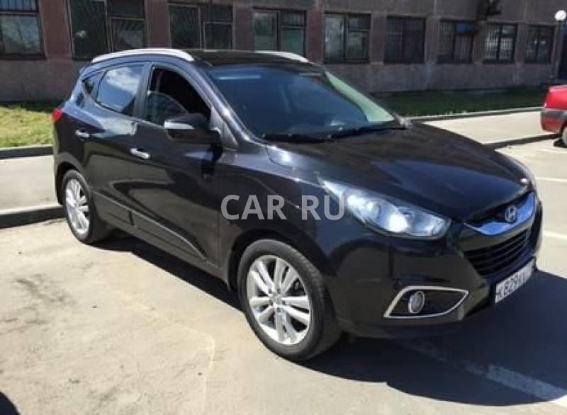 Hyundai ix35, Барнаул