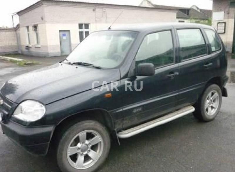 Chevrolet Niva, Абакан