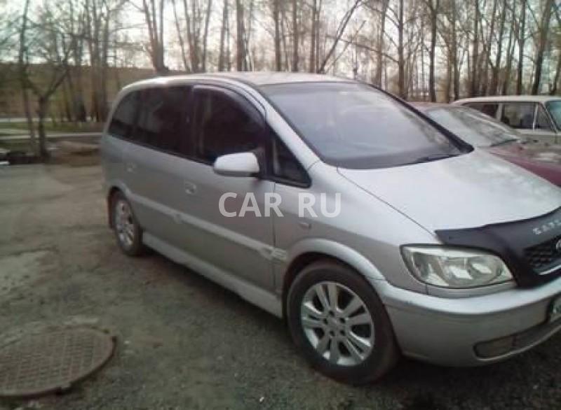 Opel Zafira Family, Ачинск