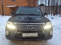Lexus LX, 2013 г. в городе Подольск