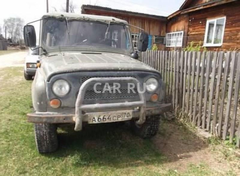 Уаз 469, Асино