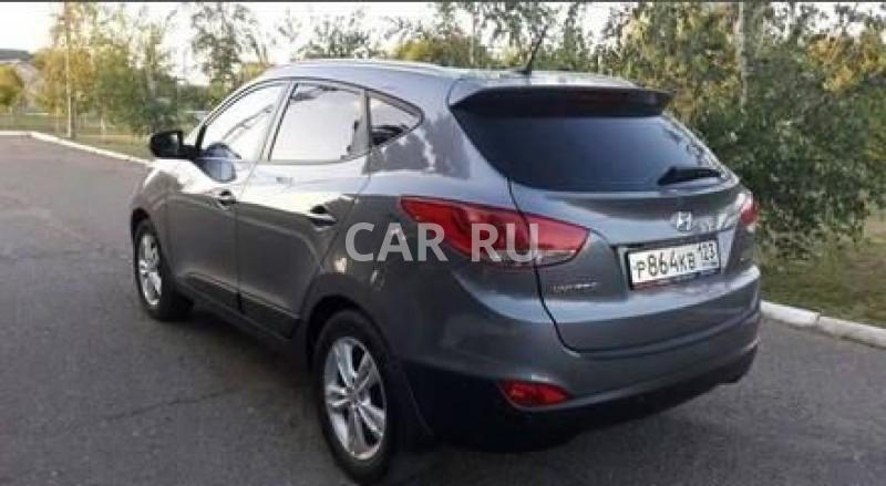 Hyundai ix35, Анастасиевская