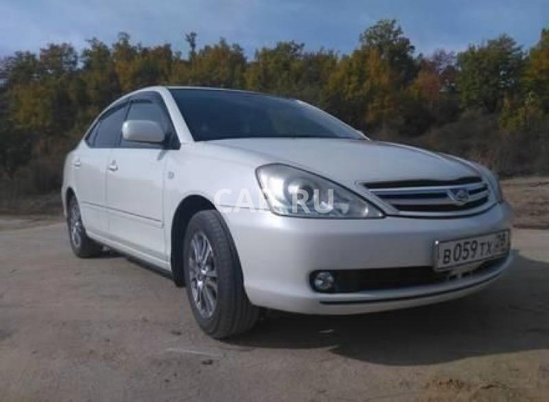 Toyota Allion, Белогорск