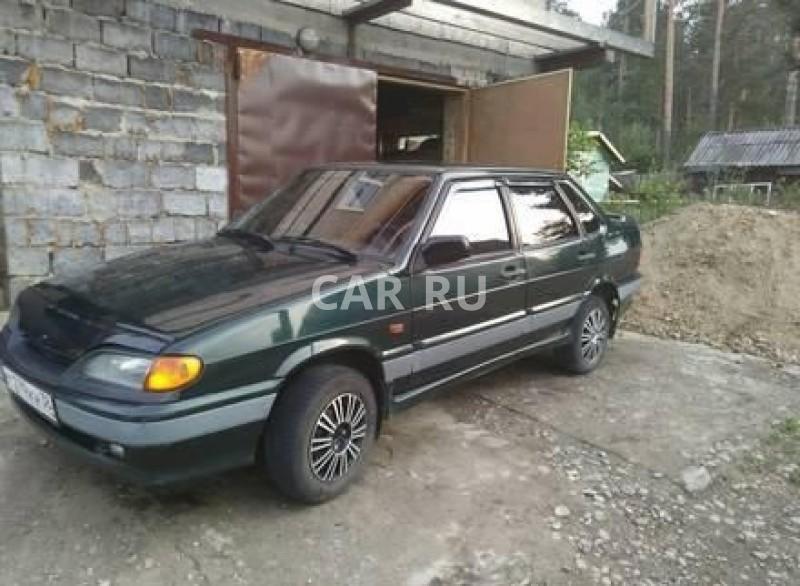 Lada 2115, Ангарск