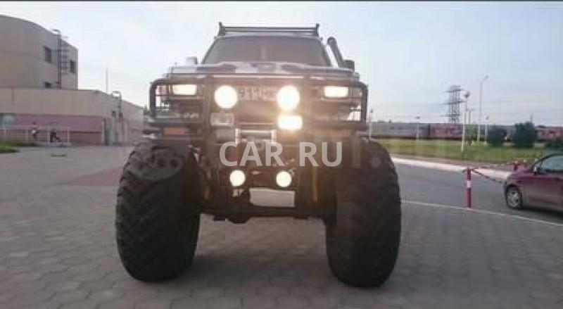 Toyota Hilux Pick Up, Барнаул