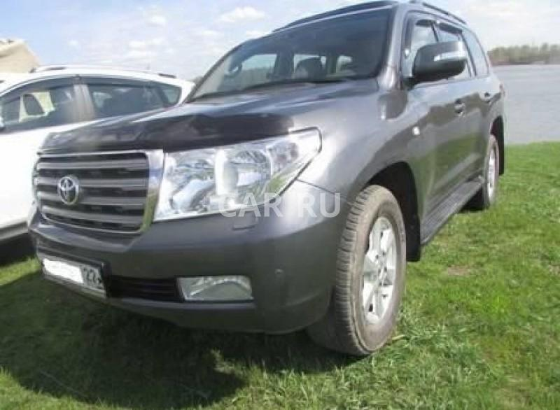 Toyota Land Cruiser, Барнаул