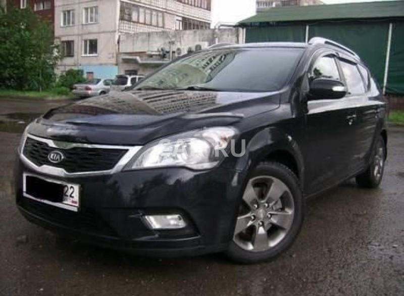 Kia Ceed, Барнаул