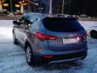 Hyundai Santa Fe, 2013 г. в городе Миасс