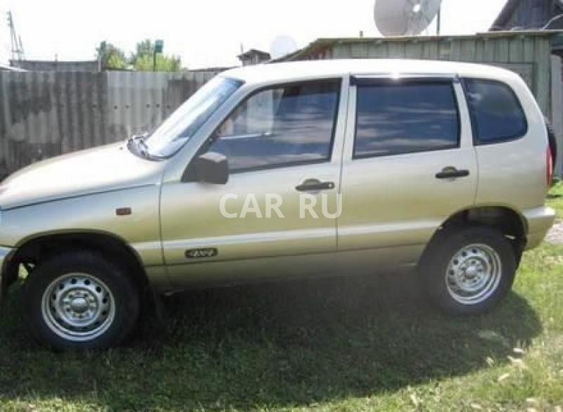 Chevrolet Niva, Армизонское