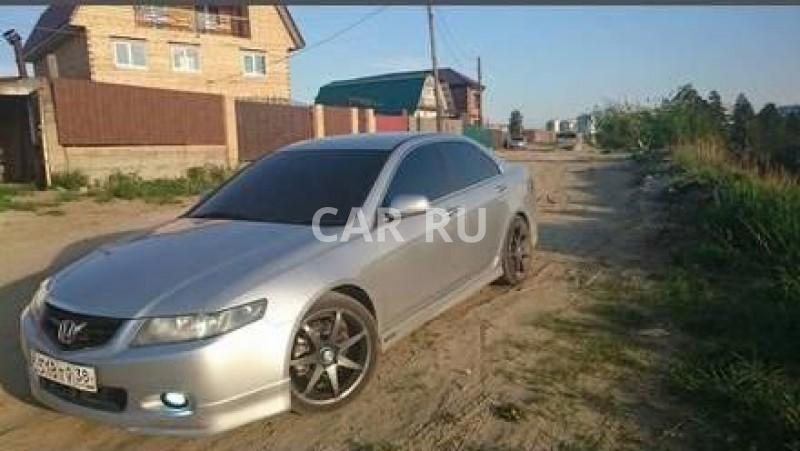 Honda Accord, Ангарск