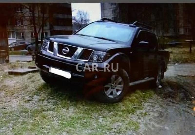 Nissan Navara, Барнаул