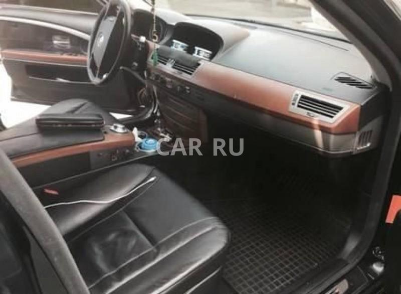 BMW 7-series, Барнаул