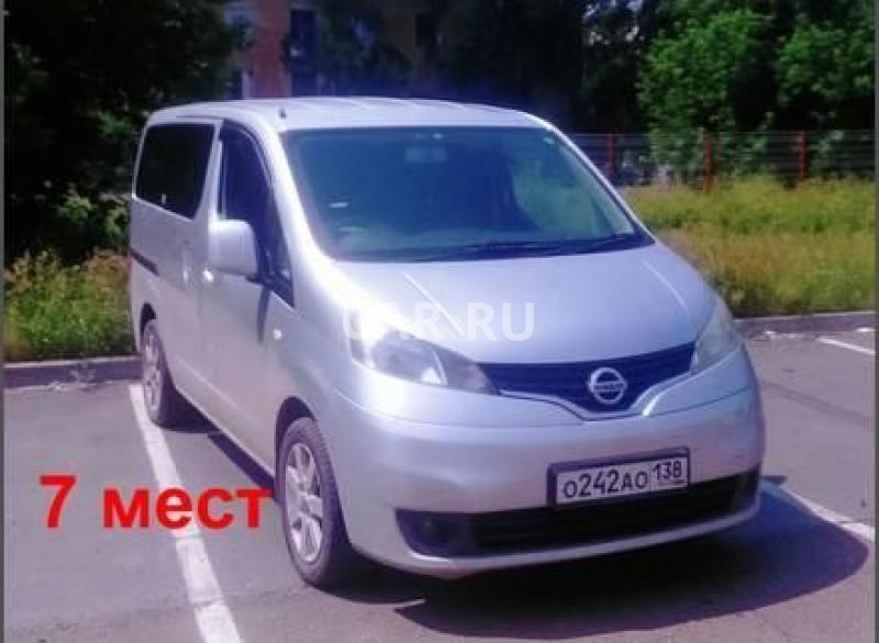 Nissan NV200, Ангарск
