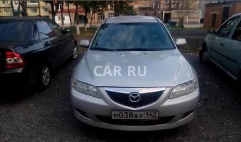 Mazda 6, Белово