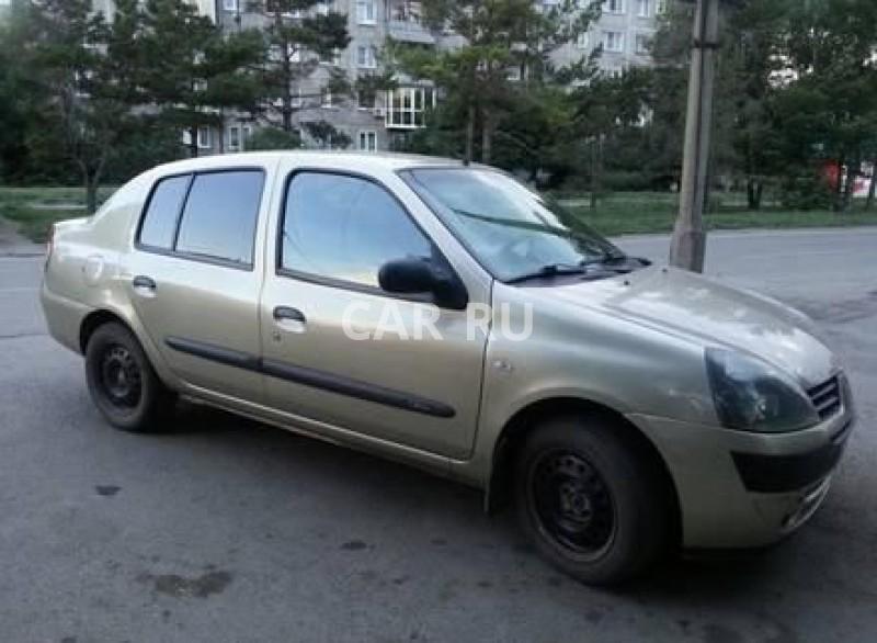 Renault Symbol, Белово