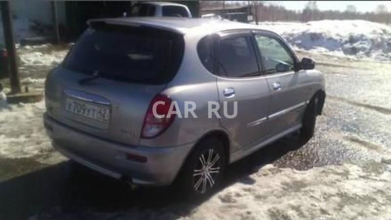 Toyota Duet, Анжеро-Судженск