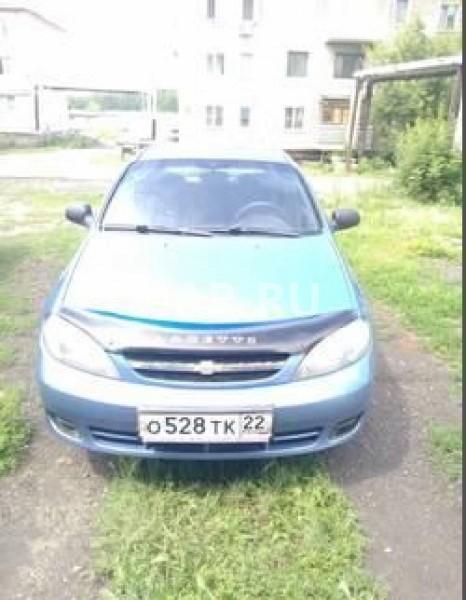 Chevrolet Lacetti, Алейск