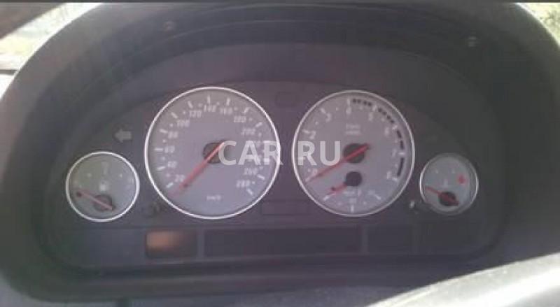 BMW X5, Алдан