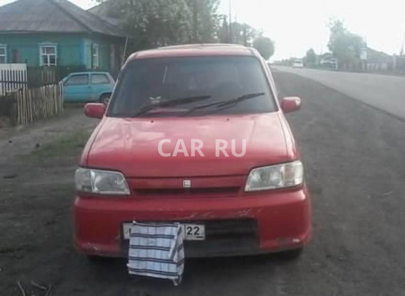 Nissan Cube, Алейск