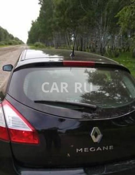 Renault Megane, Абатское