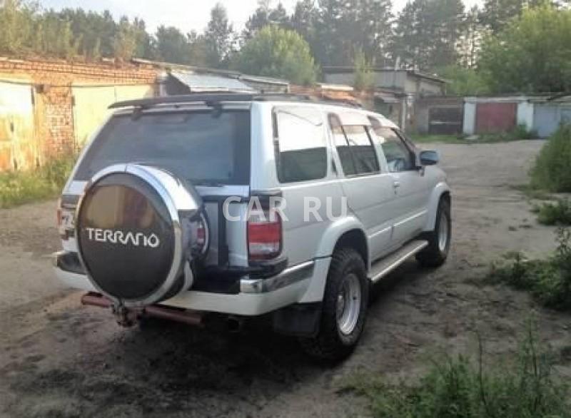 Nissan Terrano, Ангарск