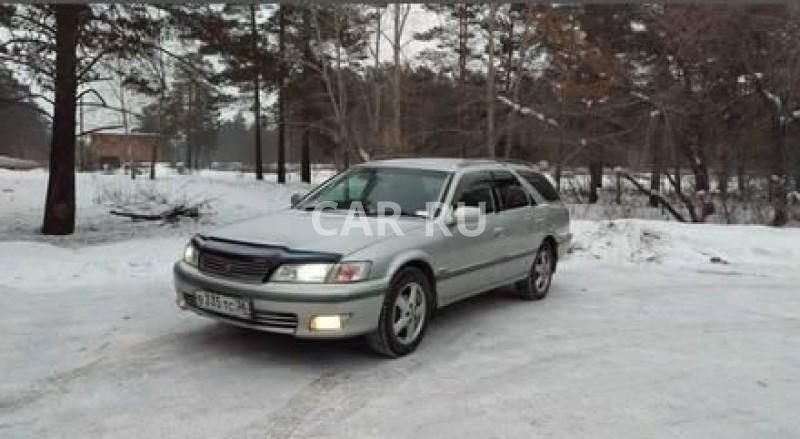 Toyota Mark II Wagon Qualis, Ангарск