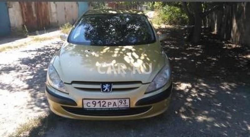 Peugeot 307, Армянск