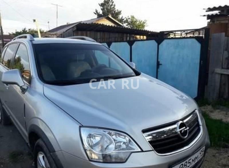 Opel Antara, Абакан