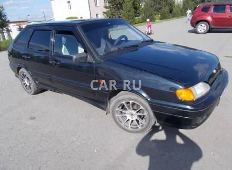 Lada 2114, Барабинск