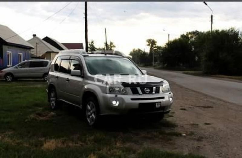 Nissan X-Trail, Абакан