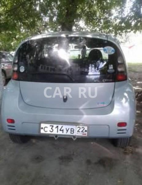 Toyota WiLL Cypha, Барнаул
