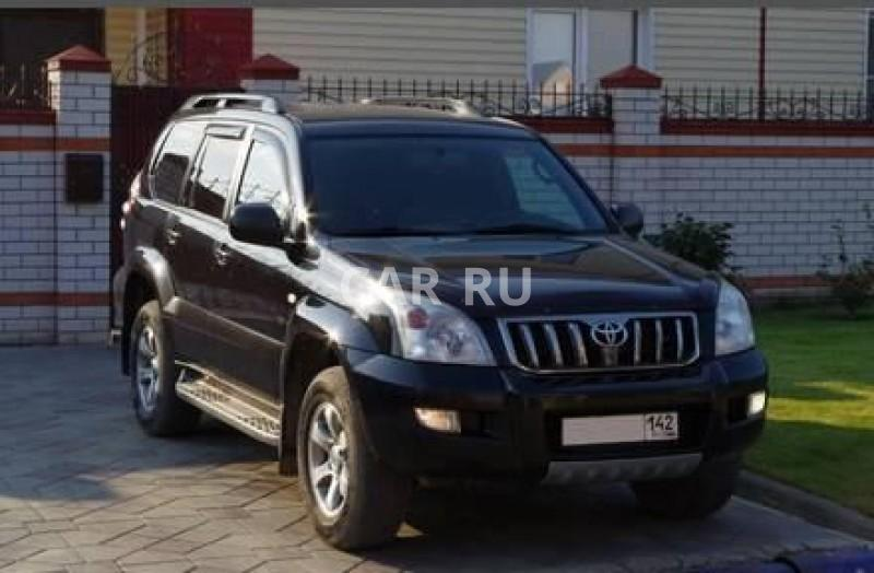 Toyota Land Cruiser Prado, Барнаул