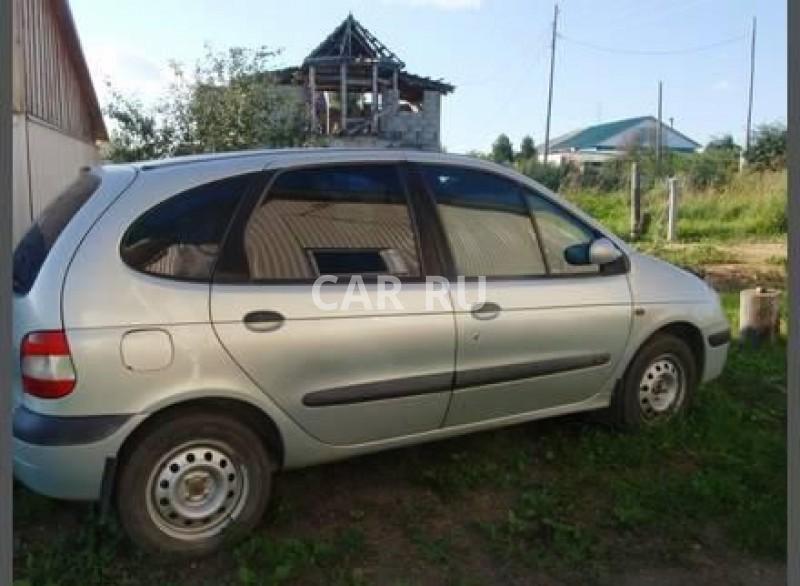 Renault Scenic, Алтайское
