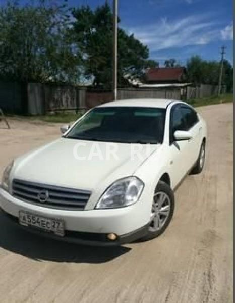 Nissan Teana, Белогорск