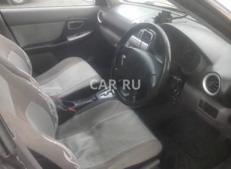 Subaru Impreza, Барабинск