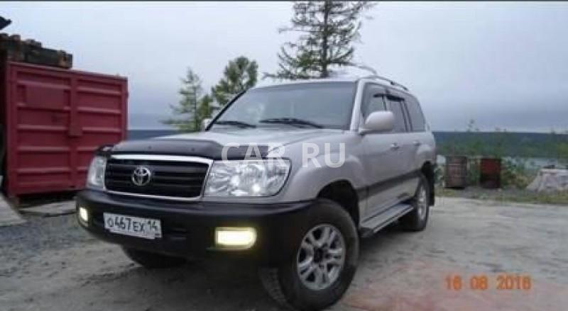Toyota Land Cruiser, Айхал