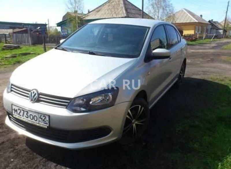 Volkswagen Polo, Анжеро-Судженск
