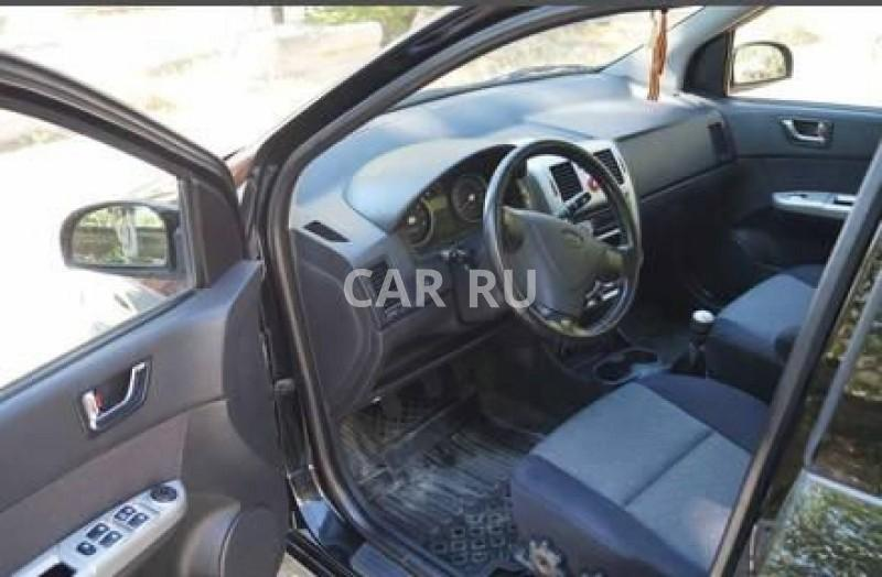 Hyundai Getz, Бахчисарай