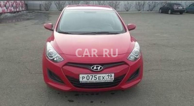 Hyundai i30, Абакан