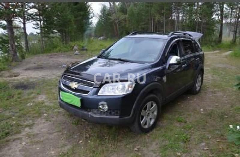 Chevrolet Captiva, Ангарск