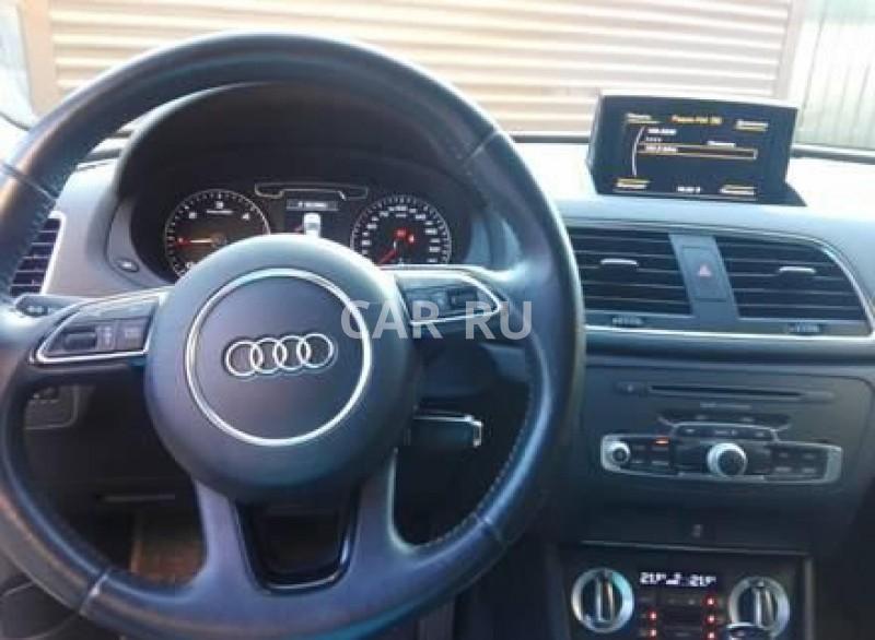 Audi Q3, Алушта