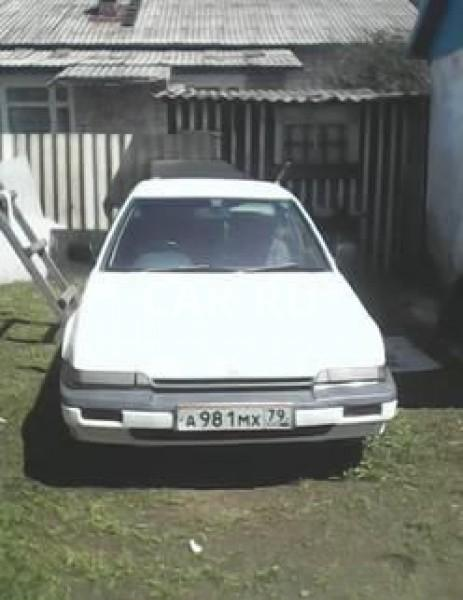 Honda Accord, Амурзет