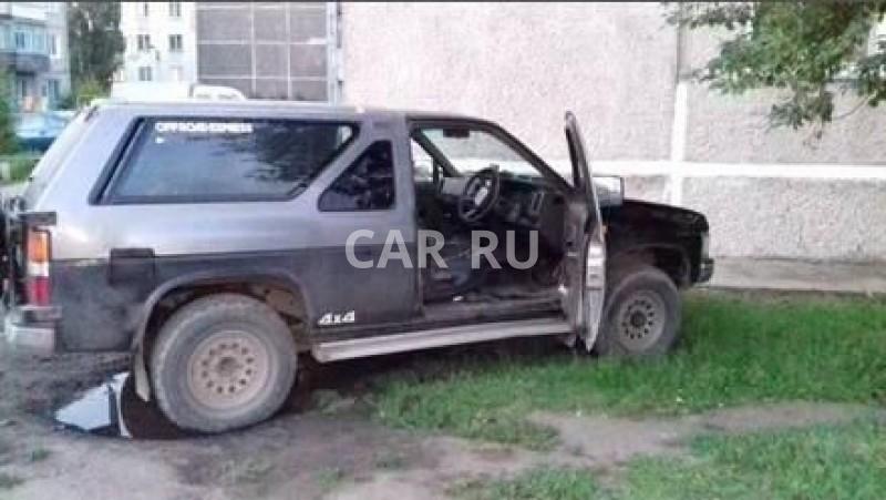 Nissan Terrano, Ачинск