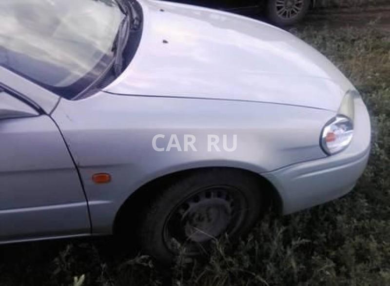Toyota Cynos, Белово
