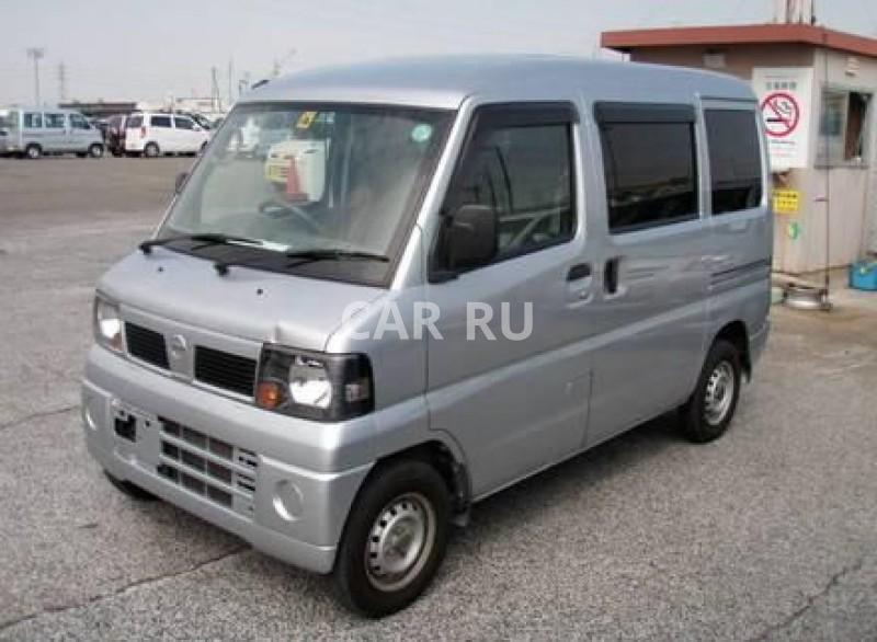 Nissan Clipper, Барнаул